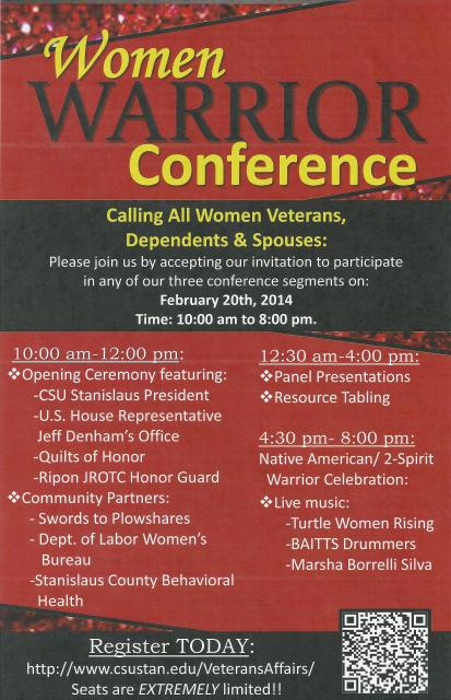 Women Warrior Conf 2014 web