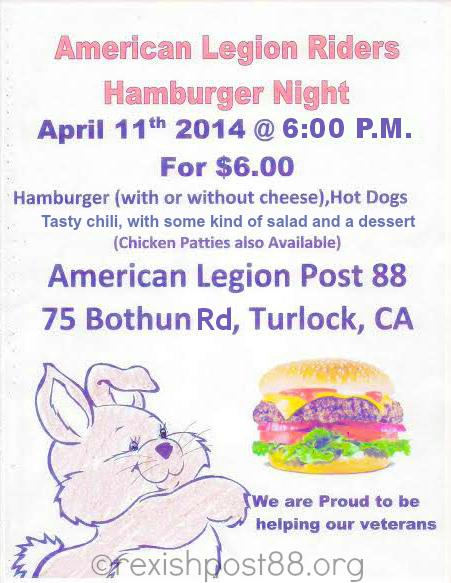 ALR Hamburger Night 4-11-14 web